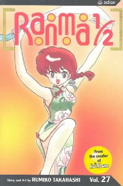 Ranma 1/2 27: One Flew East, One Flew West (Paperback)