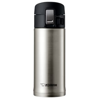 Zojirushi SM-KB36XA 0.36-Liter Stainless Steel Travel Mug