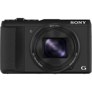 Sony Cyber Shot HX50V 20.4MP Black Digital Camera (New Non Retail Packaging)