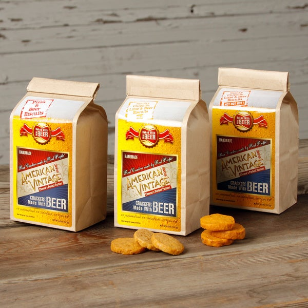American Vintage Assorted Cracker Bundle (Pack of 3)