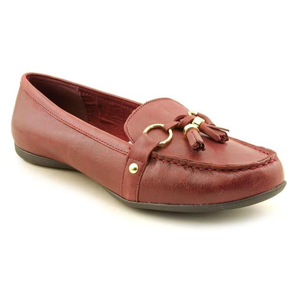Bella Vita Women's 'Mallory' Leather Casual Shoes - Extra Wide (Size 8 )