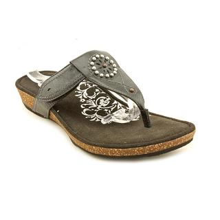 Aetrex Women's 'Emily' Leather Sandals (Size 7 )