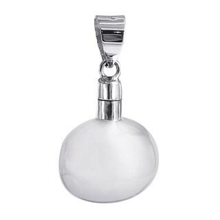 Love Spell Perfume Bottle .925 Sterling Silver Pendant (Thailand)