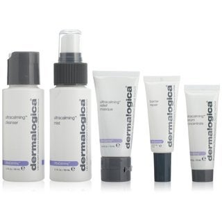 Dermalogica Ultracalming Skin Treatment 5-piece Kit