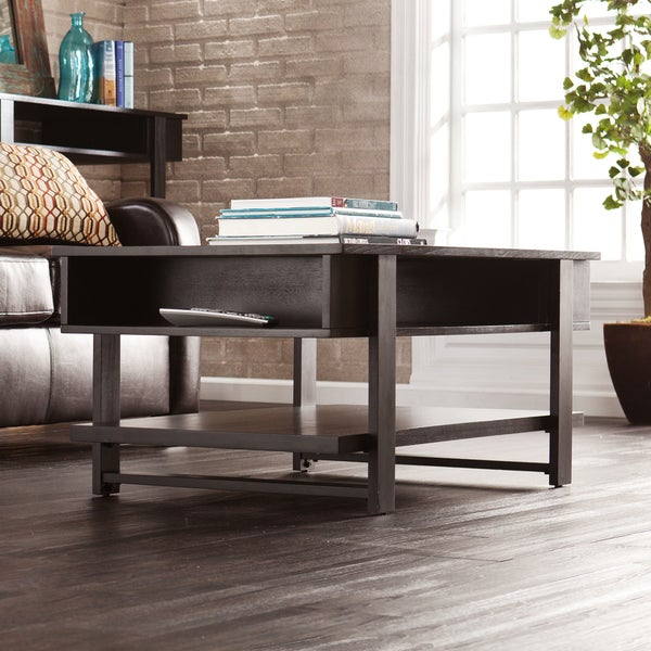 Holly & Martin Cloke Black Cocktail/ Coffee Table