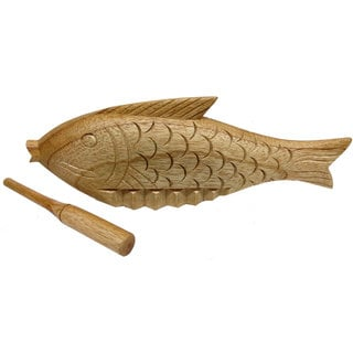 Handmade Big Fish Rasp (Indonesia)