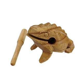 Handmade Small Frog Rasp (Indonesia)