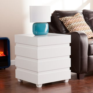 Holly & Martin Lavrock White End Trunk