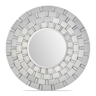 Omega Round Mirror