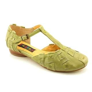 Everybody By BZ Moda Women's 'Fascia' Leather Casual Shoes (Size 6.5 )