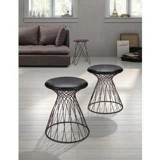 Zuo Pure Spike Metal Stool