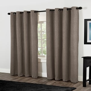 Rita Grommet Top 84 inch Curtain Panel Pair