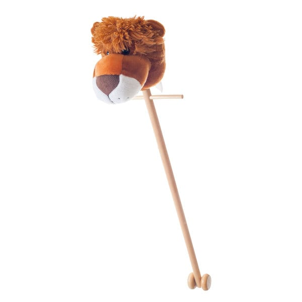 Happy Trails Leo the Lion Animal Stick