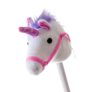 Happy Trails Bella the Unicorn Animal Stick