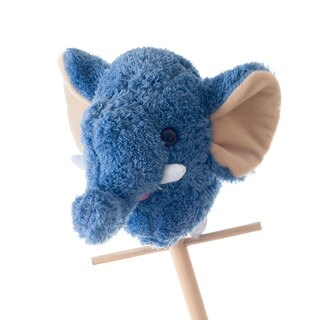 Happy Trails Ellie the Elephant Animal Stick