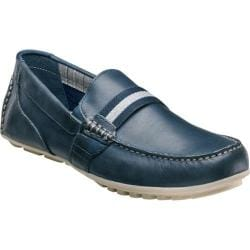 Men's Nunn Bush Slinger Dark Navy Leather