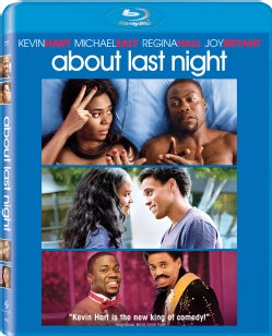 About Last Night (Blu-ray Disc)