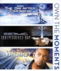 The Day After Tomorrow/Independence Day/I, Robot