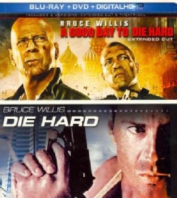 Die Hard/A Good Day To Die Hard (Blu-ray Disc)