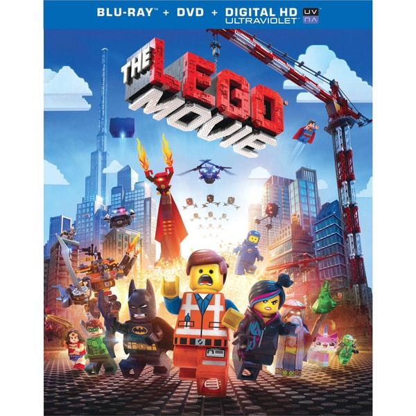 The Lego Movie (Blu-ray/DVD) 12672433