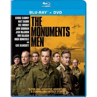 Monuments Men (Blu-ray/DVD)