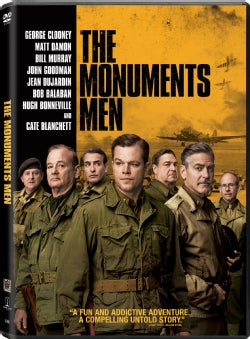 Monuments Men (DVD)