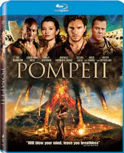 Pompeii (Blu-ray Disc)