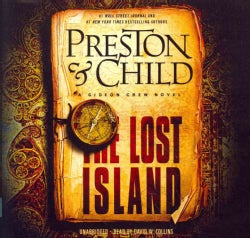 The Lost Island: Library Edition (CD-Audio)