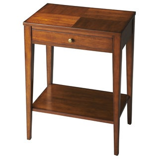 Cherry Modern Console Table