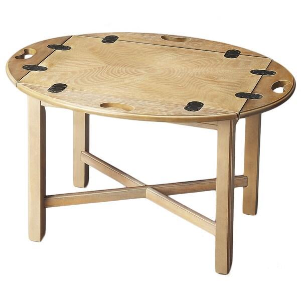 Driftwood Butler Table