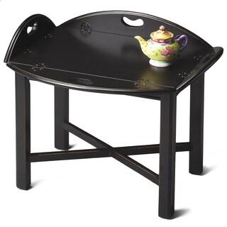 Black Licorice Butler Table