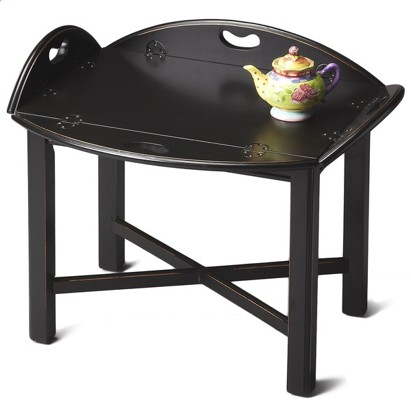 Black Licorice Butler Table