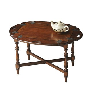 Deep Castlewood Butler Table with Leaf