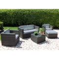 Havana 5-piece Deep Seating Sofa Set
