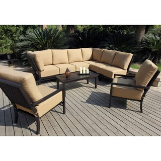 Brookfield 9-piece Conversations Sectional Set