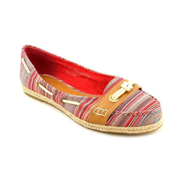 Bella Vita Women's 'Buoy II' Fabric Casual Shoes - Extra Wide (Size 12 )