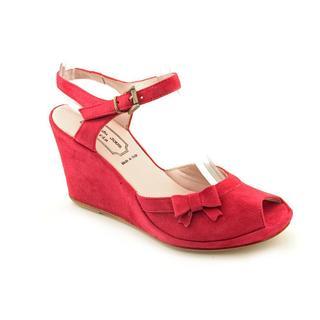Rue du Jour Women's 'Clayton ' Deerskin Sandals