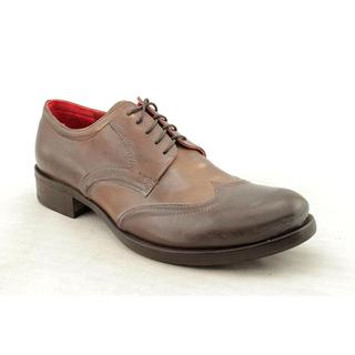 Jo Ghost Men's '1076' Leather Casual Shoes (Size 9 )