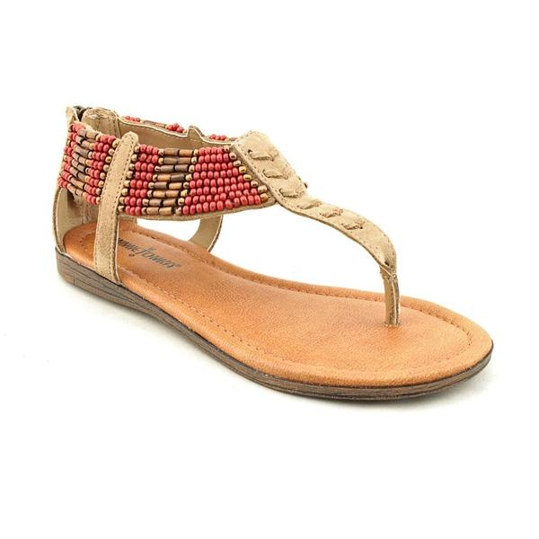 Minnetonka Women's 'Ibiza' Regular Suede Sandals