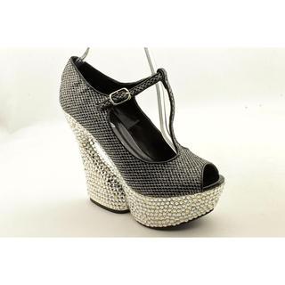 Celeste Women's 'Megan-01' Man-Made Sandals (Size 5.5 )