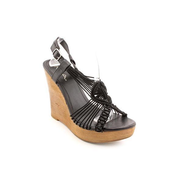 Mia Women's 'Macrame' Basic Textile Sandals (Size 8.5 )
