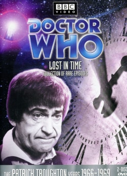 Doctor Who: Lost In Time - Patrick Troughton Years (DVD)