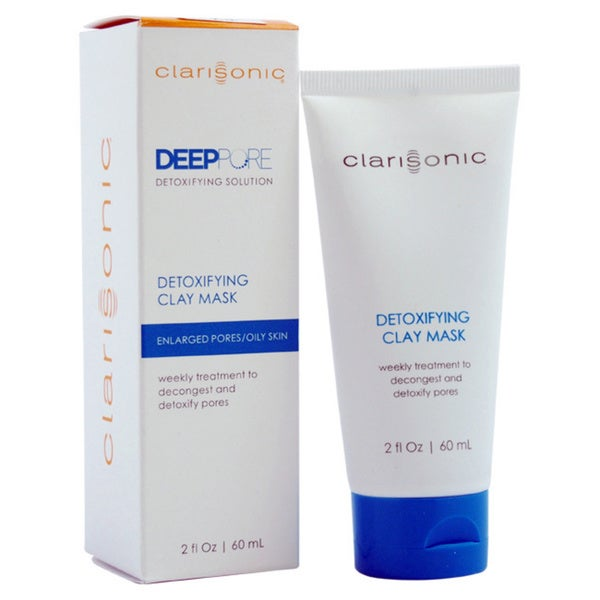 Clarisonic Deep Pore Detoxifying Clay 2-ounce Mask 12676586
