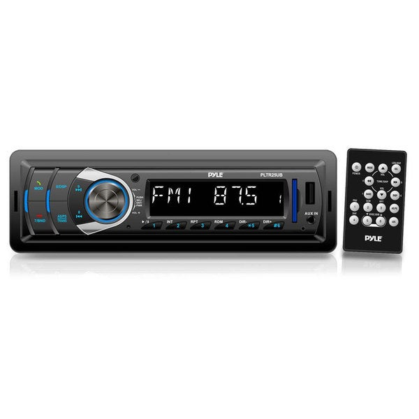 Pyle In-dash Bluetooth Digital Receiver Headunit