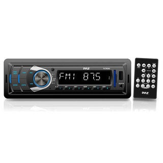 Pyle In-dash DC 12-24V Dual Voltage System Digital Receiver Headunit