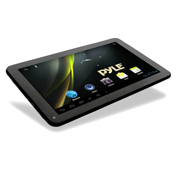 Pyle Astro 10.1 Android Dual Core Touch-Screen 3D Graphic Wi-Fi Tablet