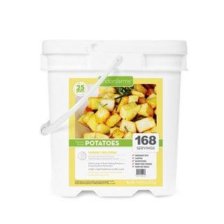 Lindon Farms 156 Servings Freeze Dried Potatoes