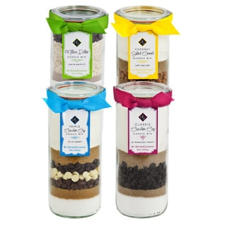 Sisters' Gourmet Select Layered Baking Mixes (Pack of 4)