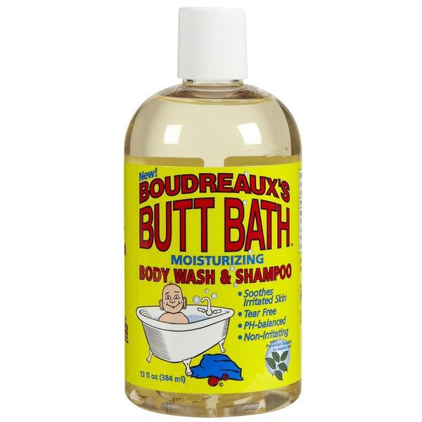 Boudreaux's Butt Bath 13-ounce Body Wash/ Shampoo