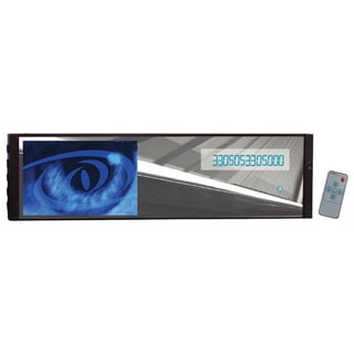 Pyle 4.2 inch TFT LCD Rear Mirror Monitor with Bluetooth (Refurbished)
